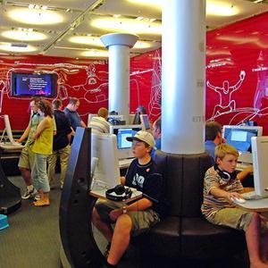 Интернет-кафе Краснокаменска