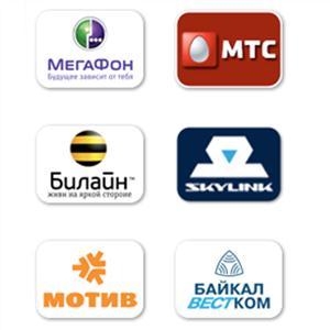 Операторы сотовой связи Краснокаменска