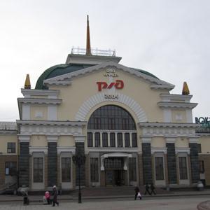 Железнодорожные вокзалы Краснокаменска